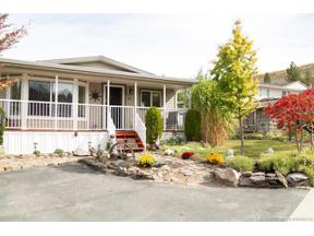 Property for sale at #39 610 Katherine Road,, Kelowna,  British Columbia V1Z3G2