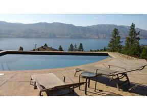 Property for sale at 1296 Timothy Place,, West Kelowna,  British Columbia V1Z3N2