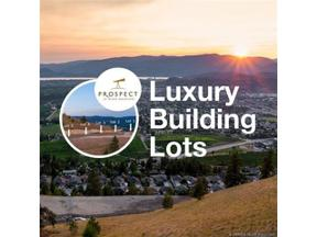 Property for sale at Lot 5 Bramble Court,, Kelowna, British Columbia V1P1S5