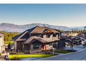 Property for sale at 2397 Big Sky Drive,, West Kelowna, British Columbia V4T3M2