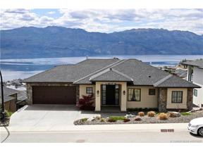 Property for sale at 1487 Pinot Noir Drive,, West Kelowna,  British Columbia V4T3H9