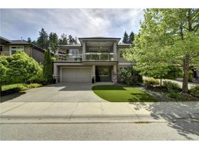 Property for sale at 1077 Peak Point Drive,, West Kelowna,  British Columbia V1Z4B4