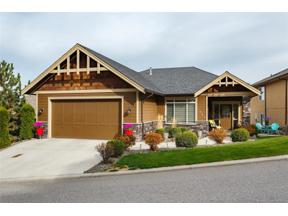 Property for sale at 1953 Cornerstone Drive,, West Kelowna,  British Columbia V4T2Y3