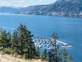 Property for sale at #Lot 3S3 3620 McKinley Beach Drive,, Kelowna, British Columbia V1W3G2