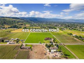 Property for sale at 425 Cornish Road,, Kelowna, British Columbia V1X4R4