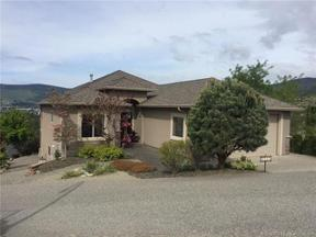 Property for sale at 1585 Merlot Drive,, West Kelowna,  British Columbia V4T2X7