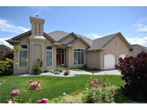 Property for sale at 567 San Cabrio Court,, Kelowna, British Columbia V1V1S8
