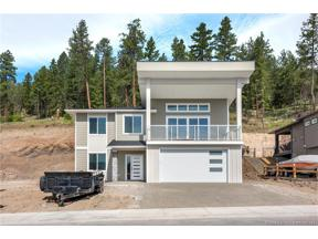 Property for sale at 2562 Crown Crest Drive,, West Kelowna,  British Columbia V4T3K4
