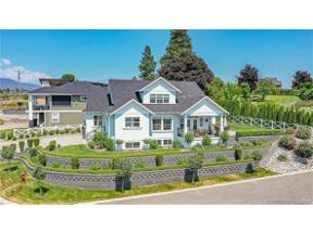 Property for sale at #4 3121 Thacker Drive,, West Kelowna,  British Columbia V1Z1X6