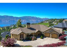 Property for sale at 1555 Gregory Road,, West Kelowna,  British Columbia V4T2V7