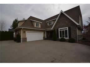 Property for sale at 2457 Tallus Ridge Drive,, West Kelowna, British Columbia V4T3A6
