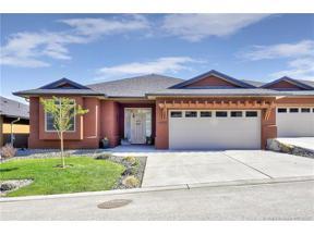 Property for sale at 3803 Del Mar Lane,, West Kelowna, British Columbia V1W1A3