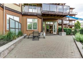 Property for sale at #105 4205 Gellatly Road,, West Kelowna,  British Columbia V4T2K2