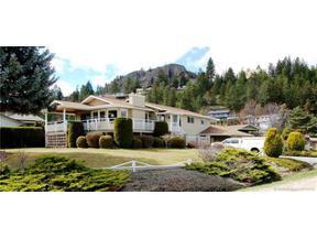 Property for sale at 1153 Trevor Drive,, West Kelowna,  British Columbia V1Z2J9