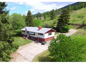 Property for sale at 13487 Middle Bench Road,, Lake Country, British Columbia V4V2B4