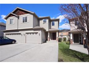 Property for sale at #19 2175 Shannon Ridge Drive,, West Kelowna,  British Columbia V4T2L1