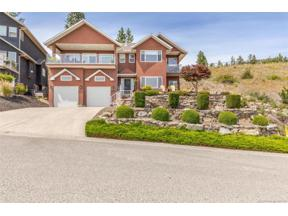 Property for sale at 1518 Pinot Gris Drive,, West Kelowna,  British Columbia V4T2Y6