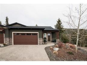 Property for sale at #3 1870 Rosealee Lane,, West Kelowna,  British Columbia V1Z4E2