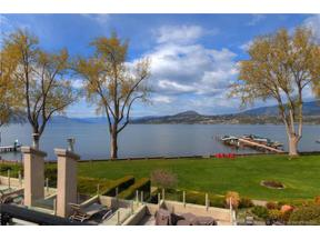 Property for sale at #306 2900 Abbott Street,, Kelowna, British Columbia V1Y1G6