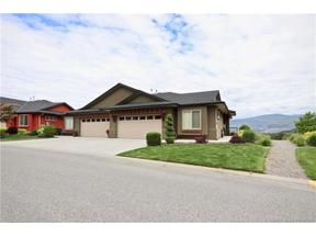 Property for sale at 2164 Alvarado Trail,, West Kelowna,  British Columbia V4T3B8