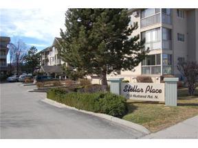 Property for sale at #211 710 Rutland Road, N, Kelowna,  British Columbia V1X3B7