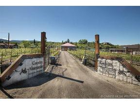 Property for sale at 3489 East Kelowna Road,, Kelowna, British Columbia V1W4H1
