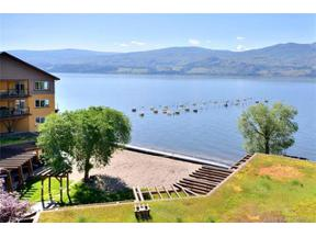 Property for sale at #4403 4038 Pritchard Drive,, West Kelowna,  British Columbia V4T1X2