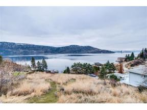 Property for sale at Lot 24 Siemens Road,, Kelowna,  British Columbia V1Z3S4
