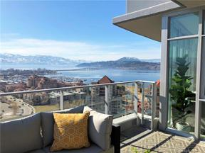 Property for sale at #2002 1151 Sunset Drive,, Kelowna, British Columbia V1Y9Z5