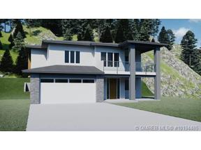 Property for sale at 2598 Crown Crest Drive,, West Kelowna,  British Columbia V4T3N3