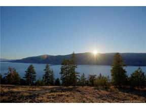 Property for sale at 9652 Benchland Drive,, Lake Country, British Columbia V4V1N3
