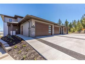 Property for sale at #23 2161 Upper Sundance Drive,, West Kelowna,  British Columbia V4T3M4