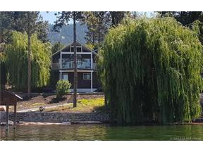 Property for sale at 16930 Coral Beach Road,, Lake Country,  British Columbia V4V1B9