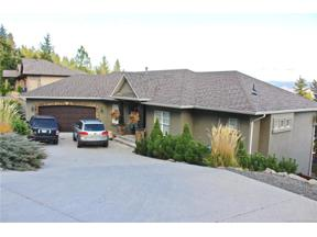 Property for sale at 1007 Aurora Heights,, West Kelowna,  British Columbia V1Z3N5