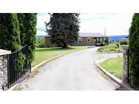 Property for sale at 2785 Dunster Road,, Kelowna, British Columbia V1W4H4