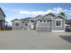 Property for sale at 2963 Ensign Lane,, West Kelowna,  British Columbia V4T2Z4