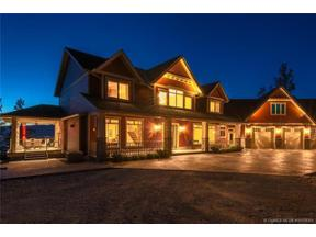 Property for sale at 4482 Hayes Road,, Kelowna, British Columbia V1W5A7