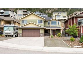 Property for sale at 2464 Ryser Place,, West Kelowna,  British Columbia V4T3K4