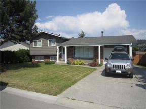 Property for sale at 879 Liban Court,, Kelowna, British Columbia V1Y8B6