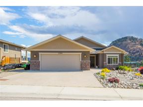 Property for sale at 2060 Shannon Ridge Drive,, West Kelowna,  British Columbia V4T3J7