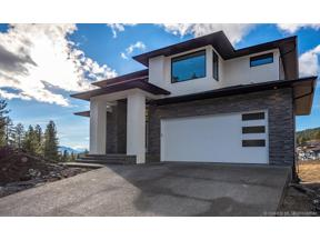 Property for sale at 2582 Crown Crest Place,, West Kelowna,  British Columbia V4T3M6