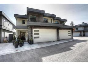 Property for sale at #9 2331 Tallus Ridge Drive,, West Kelowna,  British Columbia V4T3B6