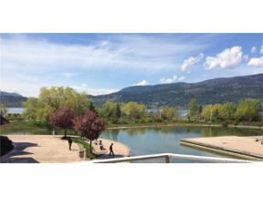 Property for sale at #217 1088 Sunset Drive,, Kelowna, British Columbia V1Y9W1
