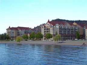 Property for sale at #411 1088 Sunset Drive,, Kelowna, British Columbia V1Y9W1