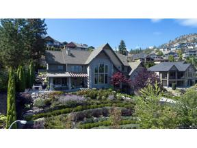 Property for sale at 3309 Shiraz Court,, West Kelowna,  British Columbia V4T2R2