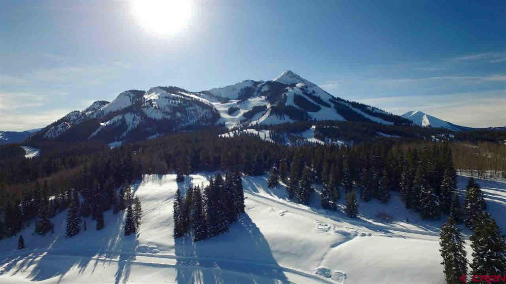 Photo of home for sale at 607 Prospect Drive, Mt. Crested Butte CO