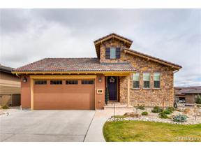 Property for sale at 611 Sweetberry Place, Highlands Ranch,  Colorado 80126
