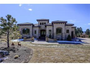 Property for sale at 1200 Wildcat Bend Court, Castle Rock,  Colorado 80108