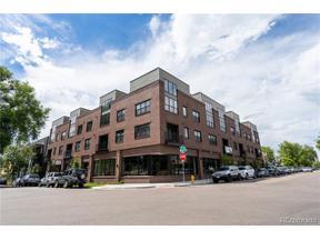 Property for sale at 431 East Bayaud Avenue Unit: 204, Denver,  Colorado 80209