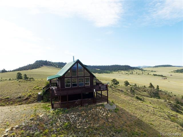 Photo of home for sale at 38 Sinagua Road, Hartsel CO